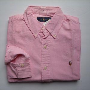 NEW Men's Ralph Lauren Oxford Shirt Size M